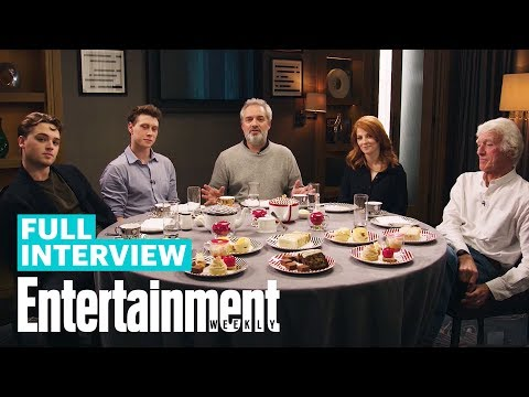 '1917' Cast & Creators Discuss Making The Ambitious One-Shot Film | Entertainment Weekly