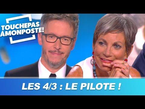 Les questions en 4/3 de Jean-Luc Lemoine : Le pilote !