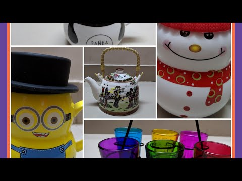 Fashionable home decor items at reasonable prices !!