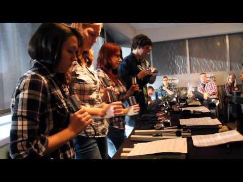 Philadelphia Handbell Ensemble - Joy to the World