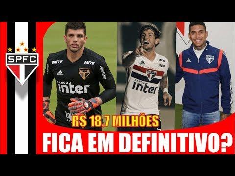 NOTÍCIAS DO TRICOLOR; TIAGO VOLPI; PATO; RANIEL; R$ 18,7 MILHÕES; PRA SAIR DA ZICA