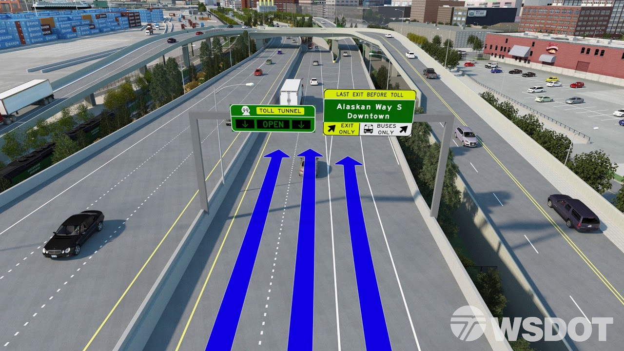 Seattle State Route 99 tunnel: A quick guide - Curbed Seattle