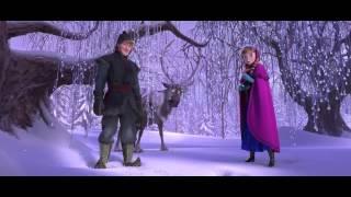 «Холодное сердце» (2014) смотреть онлайн новый мультфильм про оленя и снеговика.