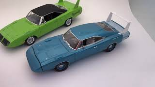 Revell 1969 Dodge Charger Daytona