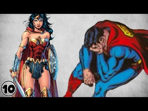 Top 10 Superheroes Who Can Beat Superman