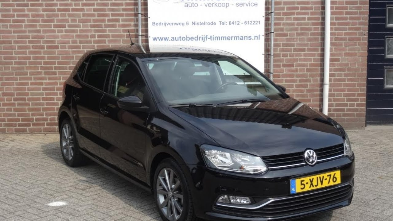 Volkswagen Polo 12 Tsi First Edition Navigatie 16 Inch