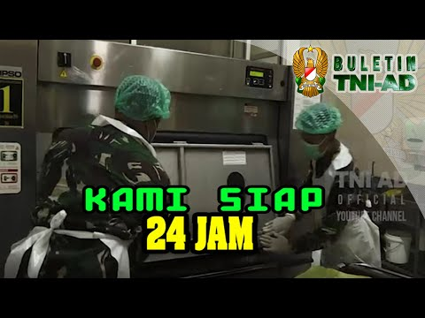 Kami siap 24 Jam | BULETIN TNI AD