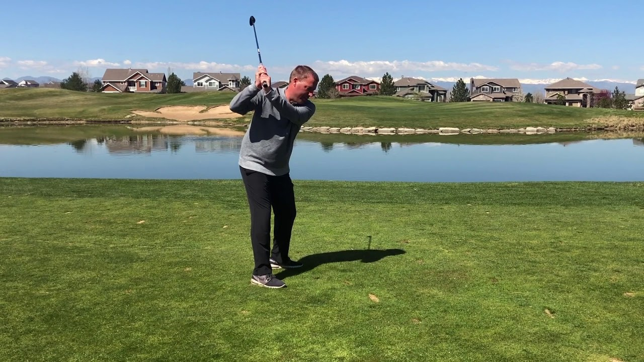 Golf Backswing Position and Initiating the Downswing lead by FULE's