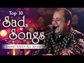 Download Top 10 Sad Songs by Rahat Fateh Ali Khan - Hindi Sad Songs - Musical Maestros MP3 song and Music Video