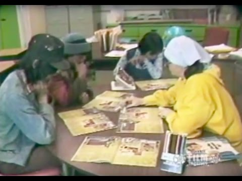 Reading and Writing in Rural Alaska (1979)