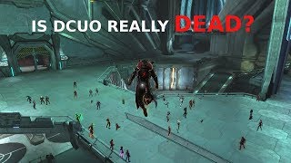 DC Universe Online Is DCUO Really Dead and Can The DC YouTube Community Help?