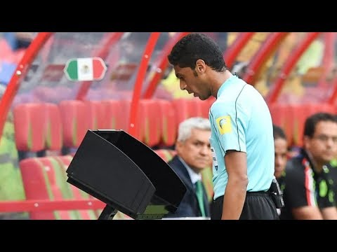 The VAR System FLOPS At The ConFed Cup!!!   MLR Daily