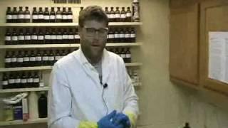 The Home Scientist 017 - Synthesize Nitrocellulose (Guncotton)