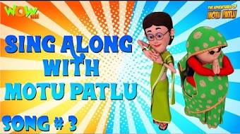 Motu Aur Patlu Ki Jodi Song Tvaction Info