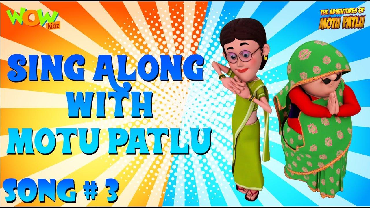 Download Motu Patlu Title Song - Vr.3