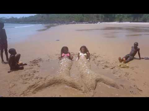 Mama Beach, Sierra Leone