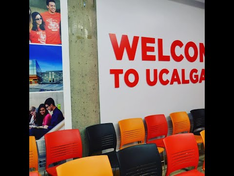 University Of Calgary Campus Tours