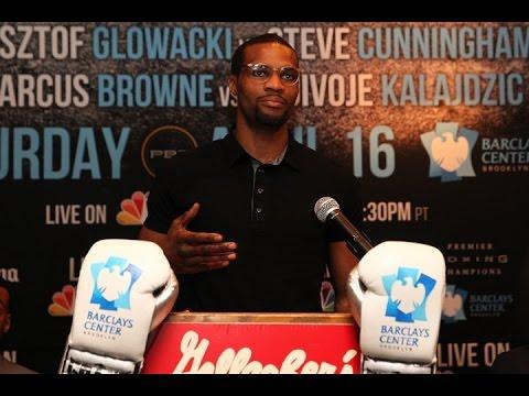 Marcus Browne vs Thomas Williams Jr added to Adrien Broner-Adrian Granados undercard