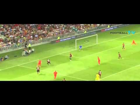 Alen Halilović New Messi Barcelona 2014/15