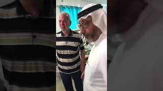 زيارة مراكز غسيل الكلى والأيتام مع رابطة العالم الاسلامي ج1