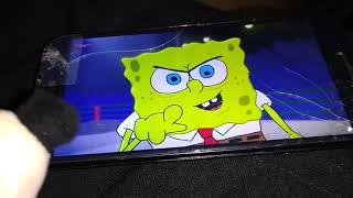Mickey mouse reacts to SpongeBob vs Deadpool cartoon beatbox battles
