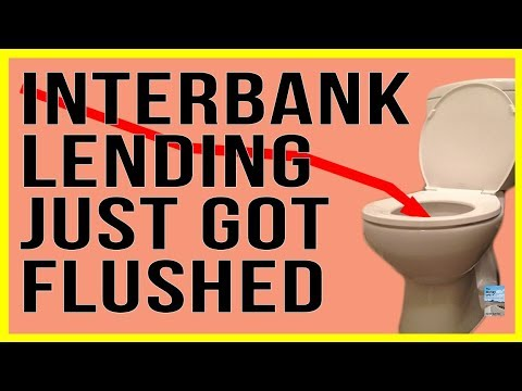 Interbank Lending Got CRUSHED! Fed Admits They Short Volatility! Here's Why