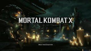Mortal Kombat X gameplay (PC Game, 2015)