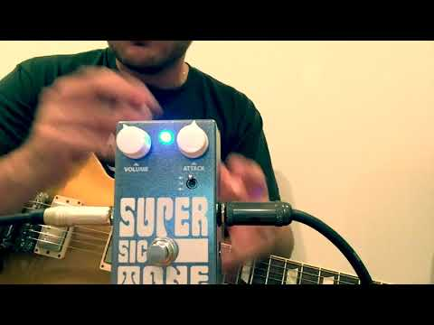 Lovepedal Custom Effects SUPER SIC TONE