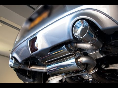 Repeat 370Z NISMO: AAM Short Tail Exhaust by Elan Ben-Hanania