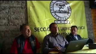 Magisterio de Tlaxcala en la Lucha Nacional