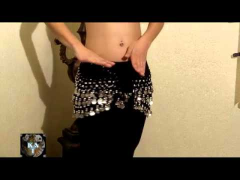Belly Dancing: Figure 8 - Women's Fitness - video dailymotion