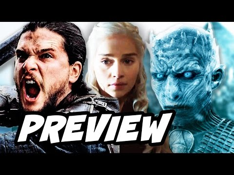 Game Of Thrones Season 7 House Stark Preview and Problems