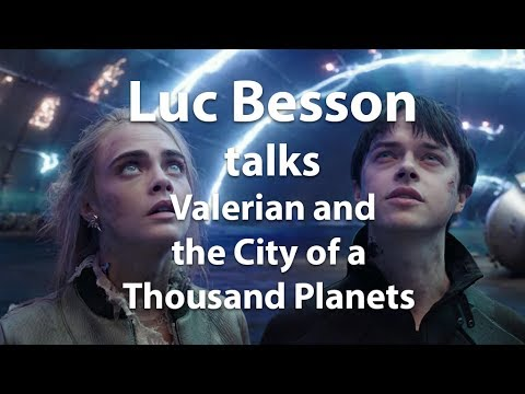 Luc Besson interviewed by Edith Bowman