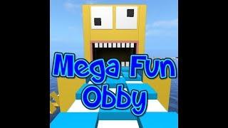 MIXED COLD CUTS | ROBLOX-[1000] Mega Fun Obby | [Hungarian/English]