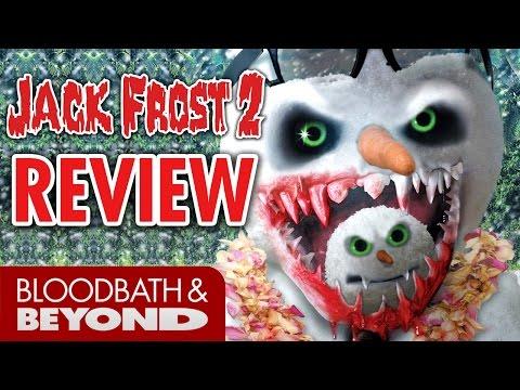 Jack Frost 2: Revenge of the Mutant Killer Snowman 2000  Movie