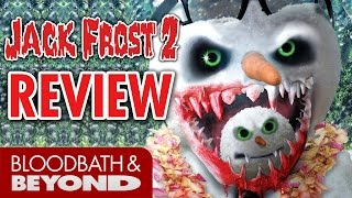 Jack Frost 2: Revenge of the Mutant Killer Snowman (2000) - Horror Movie Review