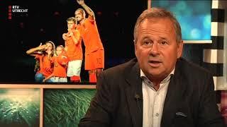 Nederland neemt waardig afscheid van Wesley Sneijder uit Utrecht [RTV Utrecht]