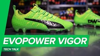 New PUMA evoPOWER Vigor 1 Tech Talk - big new and awesome 2017 update