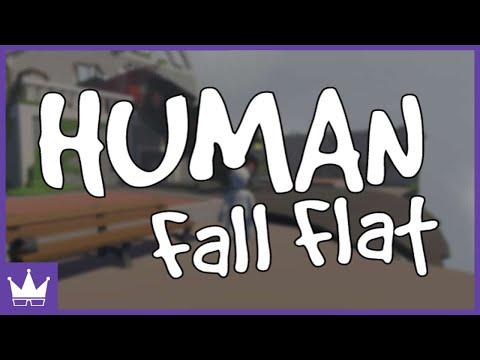 Twitch Livestream | Human: Fall Flat Full Playthrough [Xbox One]