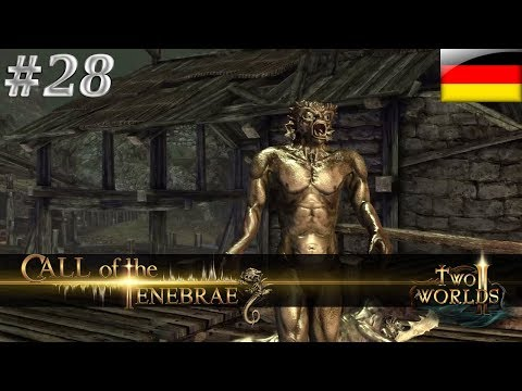 Let's play Two Worlds 2: Call of the Tenebrae #28 (DLC 2017) Torgo, der Ketzer