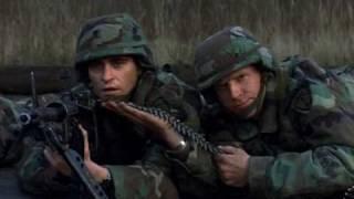 Солдаты Буффало (Buffalo Soldiers) - Расстрел Машины