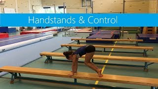 Handstands & Balance » Working on control