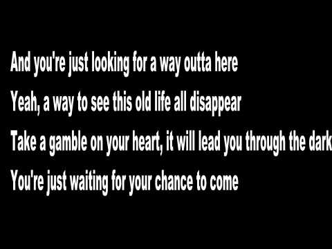 Waiting for my chance to come Noah and the Whale LYRICS