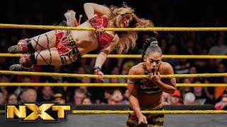 Io Shirai vs. Bianca Belair: WWE NXT, March 13, 2019