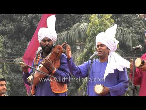 'Anhad Naad' celebration at IGNCA ground - Delhi