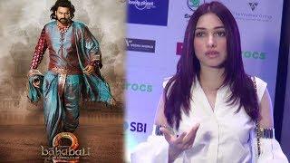 Tamannaah Bhatia's Reaction On Baahubali 2 Box office Collection