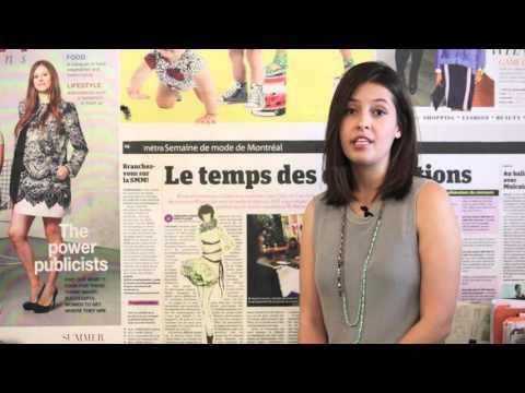 Bicom: Sophia Scaletta - Notre nouveau bureau à Toronto