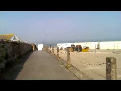 Walk down to the Tate St Ives