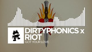 Скачать Dirtyphonics X RIOT Got Your Love Monstercat Release