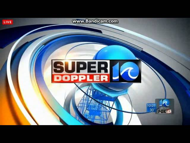 WVBT WAVY News 10 at 10 on FOX43 Open (11-24-13) Travel Video